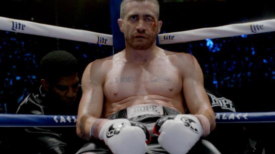 Gyllenhal in Southpaw