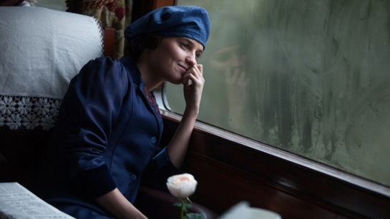 Vera Brittain is excellently played by Kit Harrington.