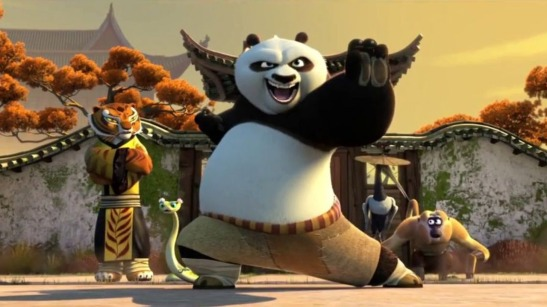 Po and the Five