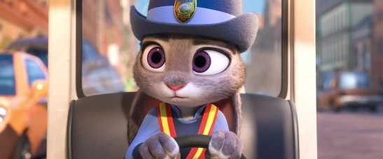 Meter Maid Bunny