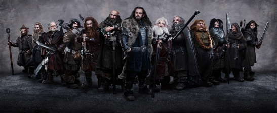 All 13 Dwarves Peter Jackson THE HOBBIT AN UNEXPECTED JOURNEY