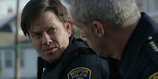 Officer Wahlberg
