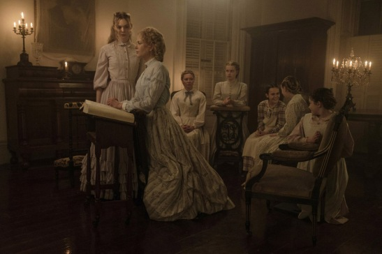 The-Beguiled Ladies